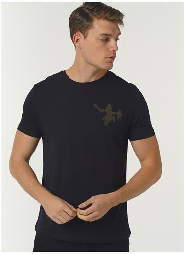Fabrika Fabrika Urartu Erina Siyah T-Shirt Siyah
